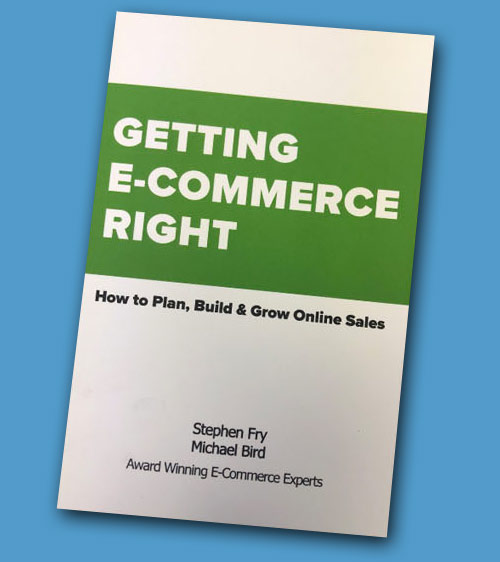 Cover of Getting E-Commerce Right